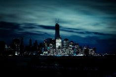 An Incredible Blackout Of New York City During Hurricane Sandy #nyc #skyline #hurricanesandy