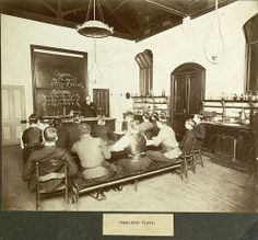 1900s chemistry class #tafe #education #geelong #learning