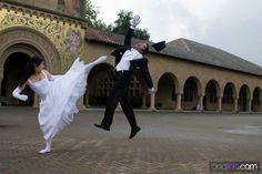 Gaya Foto Prewedding Super Keren