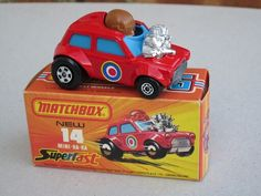 Matchbox Mini Ha-Ha