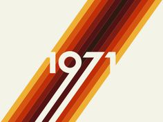 insvpply:  Yearproject 1971 http://ift.tt/1cu5lpL