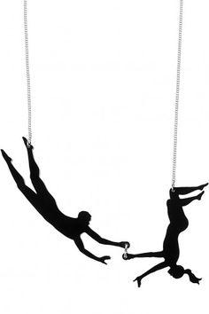 Trapeze Necklace