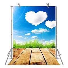 FUERMOR Heart Shaped Clouds Photo Background Photography ... https://smile.amazon.com/dp/B01N7O6VLM/ref=cm_sw_r_pi_dp_x_o5Ulzb1AFS2XQ