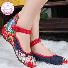 Ucuz Artı Boyutu 41 Moda Kadın Ayakkabı 807b72158869