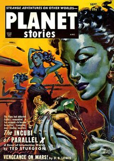 Planet Stories: The Incubi of Parallel X is the best band name ever.