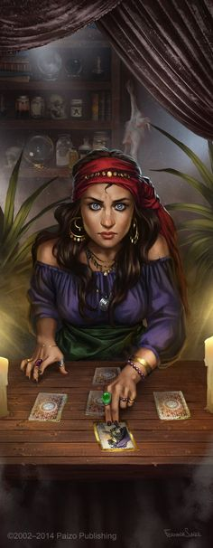 lovely tarot art :) What Tarot card could this image represent? Wheel of Fortune maybe? Post your comments below!