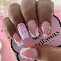 Privates Nagelstudio, French Manicure Nail Designs, Home Nail Salon, Nail Spa, Cute Nails, Lily, Makeup, Beauty, Respect