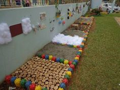 Home Decor - Outdoor Learning Spaces, Kids Outdoor Play, Outdoor Play Areas, Kids Play Area, Playground Design, Backyard Playground, Diy Garden Bed, Diy Garden Decor, Preschool Playground