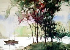 Z.L. Feng International Award Winning Artist Landscape