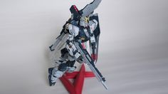 MG Nu Gundam Ver.Ka GFT Color Ver. Work by 奧奇X夢 Full Photoreview No.25 Wallpaper Size Images