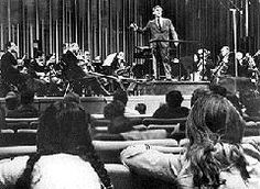 Leonard Bernstein's Young People's Concerts with the New York Philharmonic stand among his greatest achievements. These televised programs introduced an entire generation to the joys of classical music.