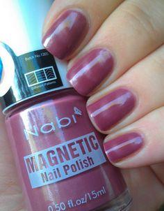 Nabi - Lavender magnetic polish