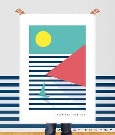 Graphicdesign - Artwork - Poster - vector  Parin Merez