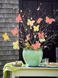 Simple & Elegant Easter Decor