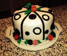 Mein geliebter Wunderkuchen im Supercook. Das muss ich gleich mal testen!
