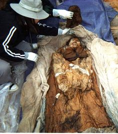 Did you know there are mummies in Korea? I didn't, and apparently archaeologists didn't, either, until the bodies started showing up, as old cemeteries were moved to make way for new houses in the recent construction boom.