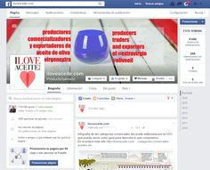 iiloveaceite Facebook ! https://www.facebook.com/iloveaceite/