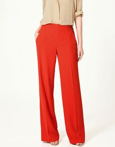 In LOVE with these red pants - finally found some I think I may purchase!