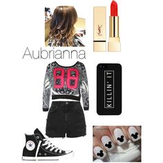 Just Because by misscory on Polyvore featuring polyvore fashion style Topshop Converse PUR