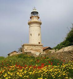 Paphos, Cyprus Lighthouse