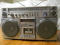 US $152.50 Used in Consumer Electronics, Portable Audio & Headphones, Portable Stereos, Boomboxes