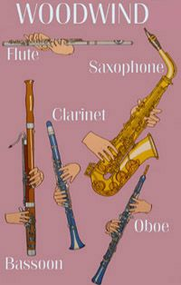 Instrument Review: Instrument Families Review and Games