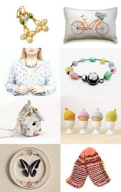 Spring Festival by Lital Alkalay on Etsy--Pinned with TreasuryPin.com