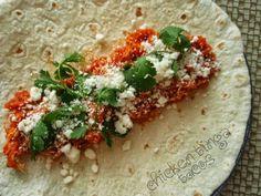 Tingly Tinga Tacos