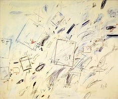 THERE WERE TEN TIGERS: R.I.P. Cy Twombly 1928 - 2011
