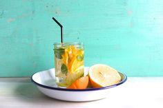 【画像】ミランダも愛飲中 デトックスにビタミン補給できるフルーツウォーターに注目♪ - Peachy - ライブドアニュース