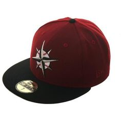 43feeb76095 Hat Club Exclusive New Era 59Fifty Turn Ahead The Clock Seattle Mariners  Fitted Hat - 2T