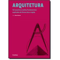 Arquitetura: 50 Conceitos E Teorias - Americanas.com