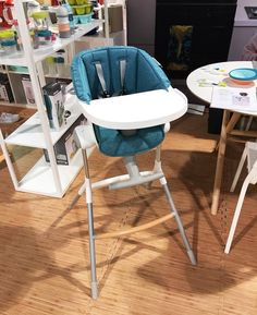 Beaba Up & Down Highchair | 65 Top Baby Products for 2018 from the ABC Kids Expo