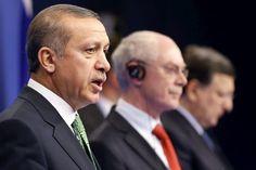 Durão Barroso apoiou a entrada da Turquia para a União Europeia
