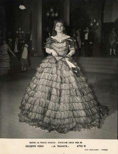 Maria Callas-La traviata 1953