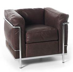 Warum ist der LC #Sessel ein wahrer #Bauhaus Evergreen?