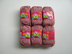 'Lot of 6 x 40 gr.Cotton Wool 100%' is going up for auction at 11pm Sat, Sep 22 with a starting bid of $7.