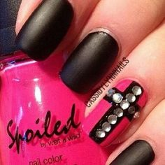 These nails doe