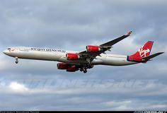 Virgin Atlantic Airways Airbus A340-642