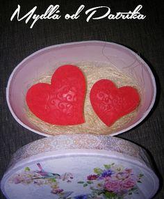 Handmade glycerínové mydlá