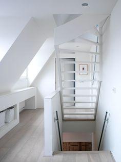 ruimte onder schuin dak benutten