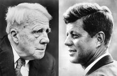 JFK on Poetry, Power, and the Artist's Role in Society: His Eulogy for Robert Frost, One of the Greatest Speeches of All Time   Brain Pickings