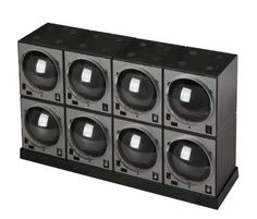 Diplomat 31-403/8 Boxy Octuple Package Programmed Carbon Fiber Eight Brick Stacked on Power Extend Station Watch Winder $699.95 as of 11/20/12 price and availability subject to change wtihout notice.