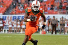 Duke Johnson breaks Miami Hurricanes' All-Time Rushing Yardage ...