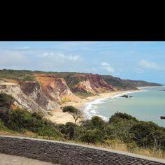 Tambaba Beach - Joao Pessoa -Brazil