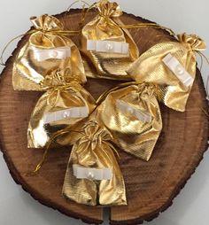 Altın sarısı keseler gözalıcı bebek hediyesi kılıfı 🍼🛍