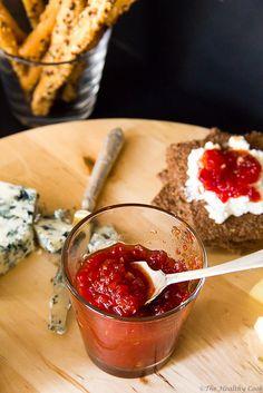 Sweet Chilli Jam – Μαρμελάδα Καυτερής Πιπεριάς