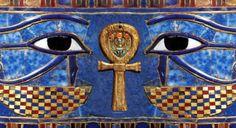 Eyes of Heru and Ankh