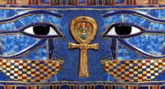 Eyes of Heru and Ankh