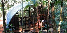 Casa em Paraty tem estrutura modular e pode ser facilmente desmontada  - UOL Estilo de vida